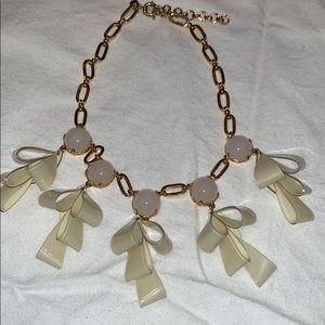 J. Crew Jewelry - Jcrew bib necklace